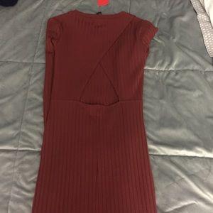 Forever 21 Dresses - long sleeve dress